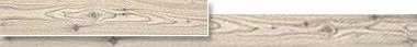 Brett Lärche gebürstet gelaugt und weiß geölt